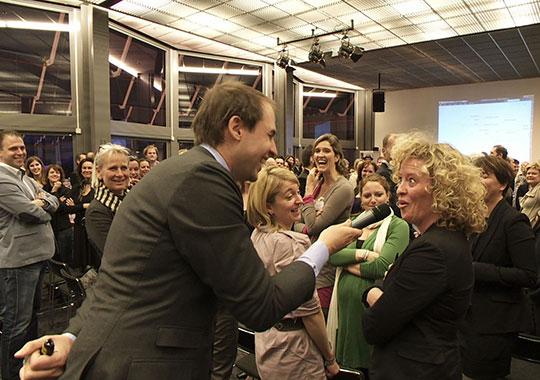 Dagvoorzitters, Erik Peekel