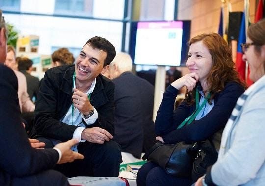 evenement - Interreg - live communicatie