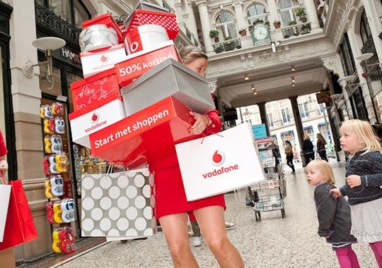Marketingactie-Vodafone