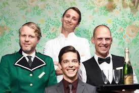 comedians Op Sterk Water