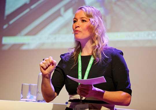 Dagvoorzitters - Sophie van Hoytema