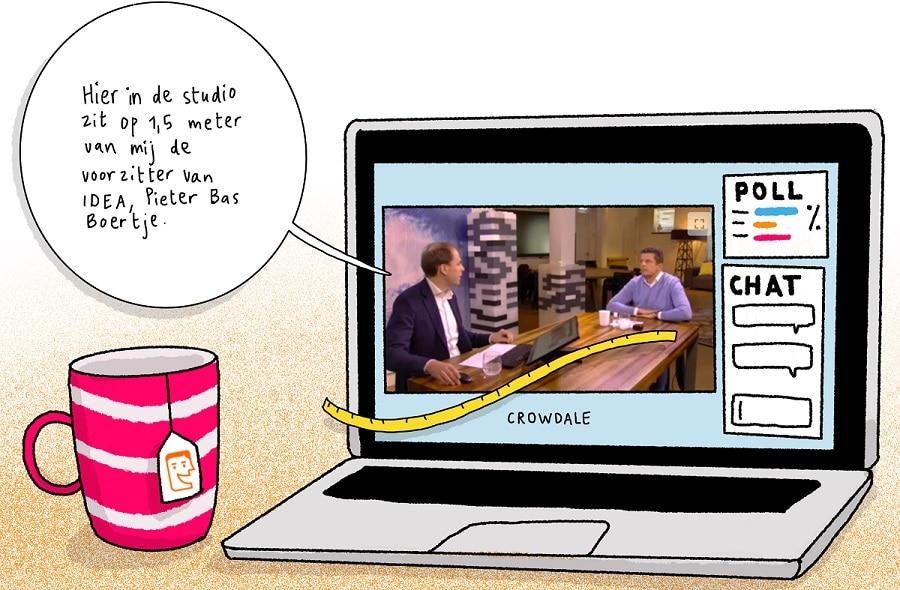 live webinars - jouw evenement online organiseren