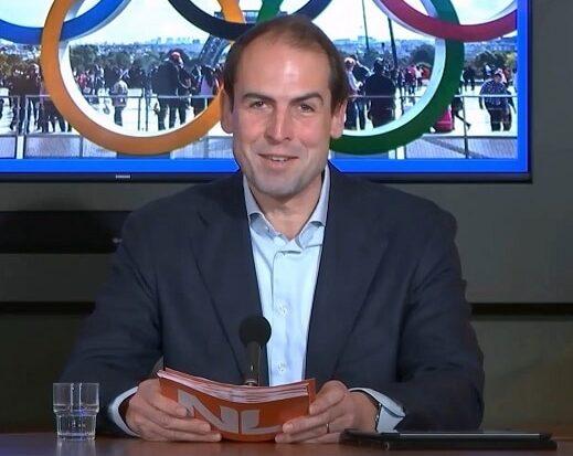 online presentator Erik Peekel