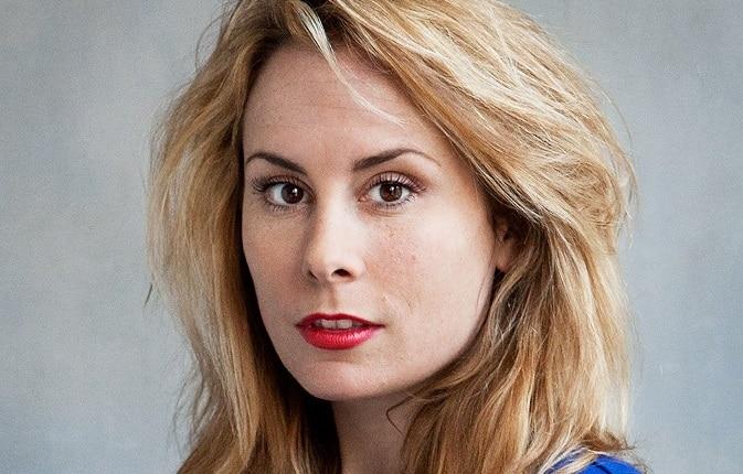 online presentatrice Yvonne van den Eerenbeemt
